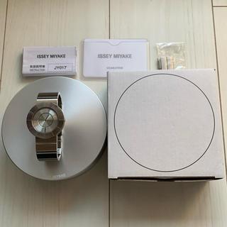 イッセイミヤケ(ISSEY MIYAKE)のイッセイミヤケ ISSEY MIYAKE 腕時計 TO SILAN001 美品(腕時計(アナログ))