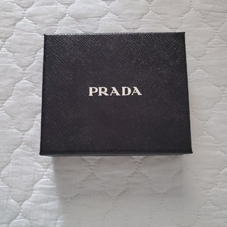 プラダ(PRADA)のプラダ 空き箱(小物入れ)