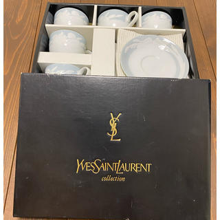 イヴサンローランボーテ(Yves Saint Laurent Beaute)のTea Cup 5SET / Yves Saint Laurent (食器)
