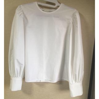 エムプルミエ(M-premier)のBaby様◆BLENHEIM ギャザーシャツ(シャツ/ブラウス(長袖/七分))