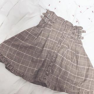 ロジータ(ROJITA)の〖送料込み〗ROJITA ♡ チェック柄ミニスカート(ミニスカート)