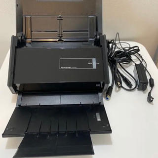 フジツウ(富士通)の富士通 FUJITSUスキャナ ScanSnap iX500 FI-IX500A(OA機器)