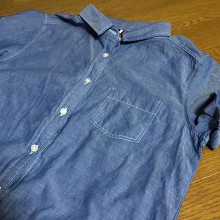 ジーユー(GU)のGU*半袖シャツ(シャツ/ブラウス(半袖/袖なし))