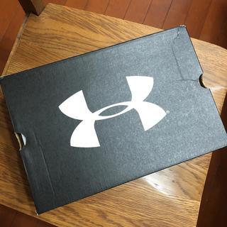 アンダーアーマー(UNDER ARMOUR)のアンダーアーマーシューズボックス(ショップ袋)