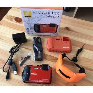 ニコン(Nikon)のNikon ニコン COOLPIX AW130 クールピクス デジタルカメラ(コンパクトデジタルカメラ)