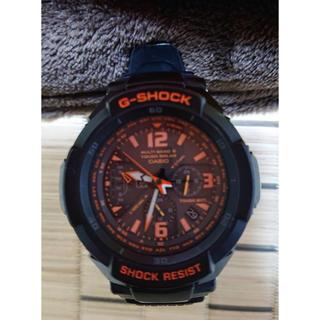 ジーショック(G-SHOCK)のG-SHOCK スカイコックピット 美品(腕時計(デジタル))