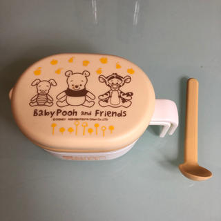 ディズニー(Disney)のくまのプーさん 離乳食器(離乳食調理器具)