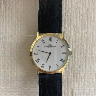 ボームエメルシエ(BAUME&MERCIER)のボームアンドメルシエ(腕時計(アナログ))