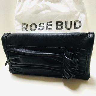 ローズバッド(ROSE BUD)のROSE BUD☆長財布(財布)