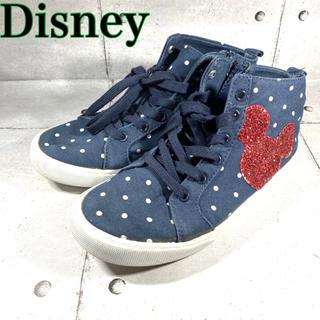 ディズニー(Disney)のDisney✨スニーカー ビッグロゴ 23cm(スニーカー)
