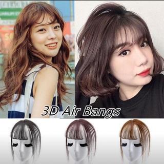 3D ヘアバング 前髪ウィッグ(前髪ウィッグ)