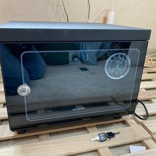 ハクバ(HAKUBA)のHAKUBA 電子防湿庫 E-ドライボックス 25リットル KED-25(防湿庫)