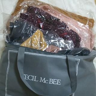 セシルマクビー(CECIL McBEE)のセシルマクビーの福袋☆お買い得(パーカー)
