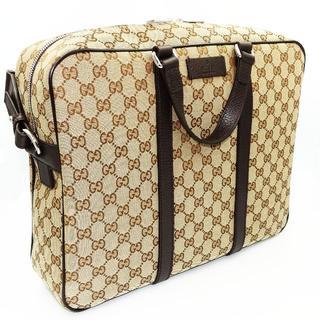 グッチ(Gucci)のGUCCI ブリーフケース 449168-KY9KN-9886-nosiz(ビジネスバッグ)