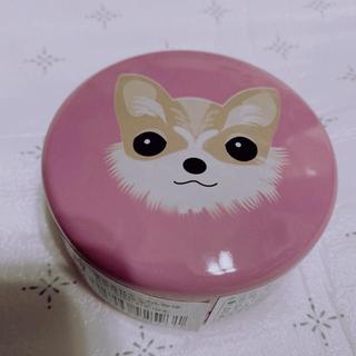 カルディ(KALDI)のカルディ KALDI チワワ サークル 缶 わんこの日 数量限定 即完売品(犬)
