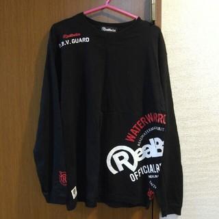 リアルビーボイス(RealBvoice)のロンT(Tシャツ/カットソー(七分/長袖))