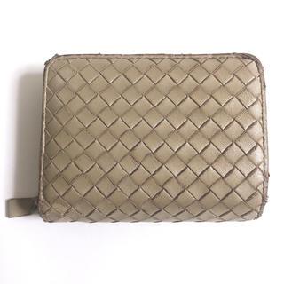 シビラ(Sybilla)のSybilla シビラ 折り財布  ゴールド(財布)