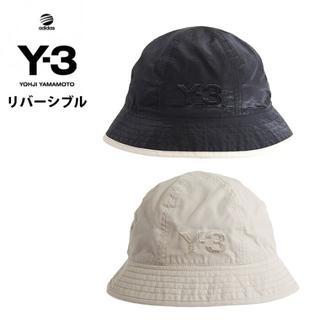 ワイスリー(Y-3)の新品Y3ヨウジヤマモトバケットハット(ハット)