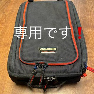ゴールドウィン(GOLDWIN)のゴールドウィン シートバッグ GSM17304(装備/装具)