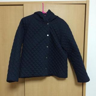 スタディオクリップ(STUDIO CLIP)のスタディオクリップ コート ショート丈紺(ミリタリージャケット)