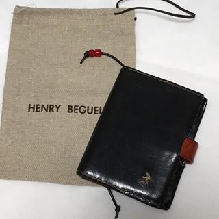 エンリーべグリン(HENRY BEGUELIN)のエンリーベグリン ミニ手帳ケース(その他)