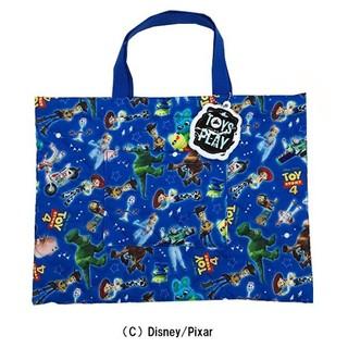 ディズニー(Disney)のキルトレッスンバッグ キルトシューズバッグ(レッスンバッグ)