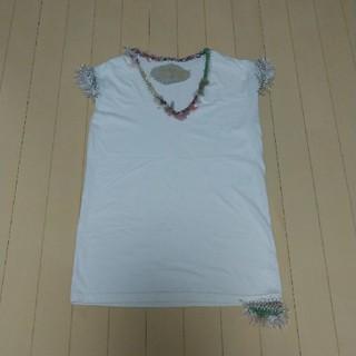 オオシマレイ(OSHIMA REI)のoshima rei Tシャツ(Tシャツ(半袖/袖なし))