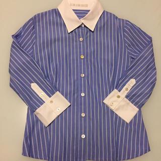 carnalian ストライプシャツ(シャツ/ブラウス(長袖/七分))