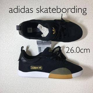 アディダス(adidas)のadidas スケボー スケートボーディング 26.0 スケシュー (スケートボード)