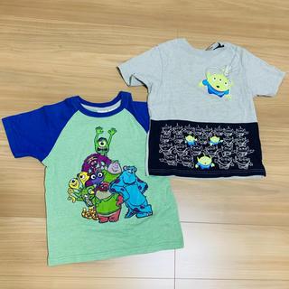 コストコ(コストコ)のトイストーリー モンスターズインク 半袖Tシャツ2枚セット(Tシャツ/カットソー)