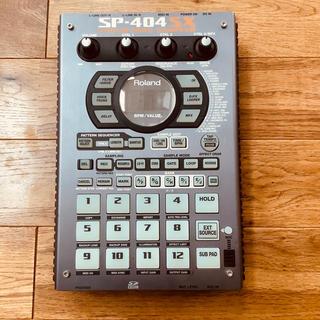 ローランド(Roland)の【最終値下】Roland SP-404 SX 中古 5/24まで(その他)