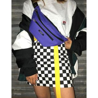 スピンズ(SPINNS)のタイトチェックスカート 新品(ひざ丈スカート)