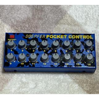 doepfer pocket control ②(MIDIコントローラー)