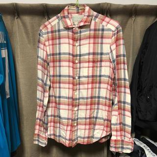 ユナイテッドアローズ(UNITED ARROWS)のユナイテッドアローズ ネルシャツ S UNITED ARROWS メンズ(シャツ)