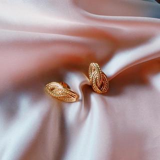 アドリー(ADREE)のNo369 US  vintage earring Monet  (イヤリング)