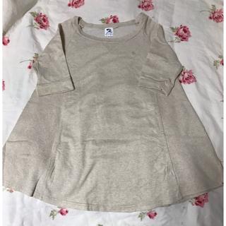 アーノルドパーマー(Arnold Palmer)のアーノルドパーマ Aラインカットソー(Tシャツ(半袖/袖なし))