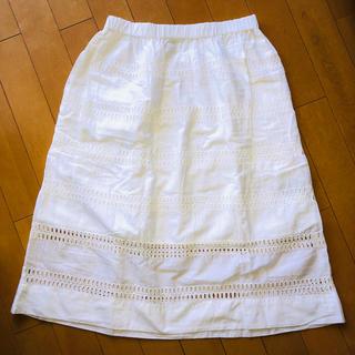 ギャップ(GAP)のギャップ☆コットンレーススカート XS(スカート)