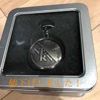 セガ(SEGA)のエヴァンゲリオン 非売品懐中電灯(置時計)