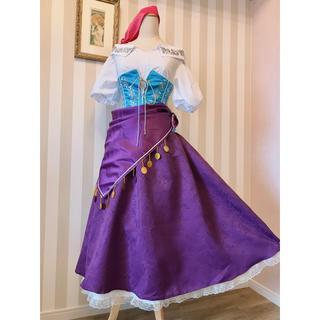 ディズニー(Disney)の❁やまさま専用❁ノートルダムの鐘❁エスメラルダ風衣装❁新品(その他ドレス)