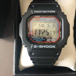 ジーショック(G-SHOCK)の美品‼️CASIO Gショック 電波ソーラー マルチバンド6(腕時計(デジタル))