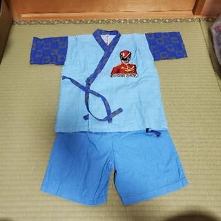 バンダイ(BANDAI)の戦隊BANDAI(甚平/浴衣)
