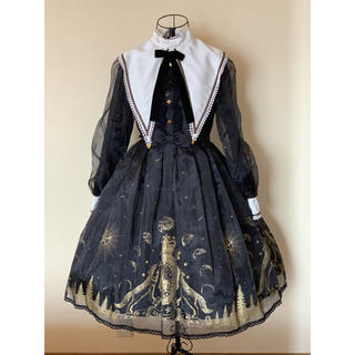 Angelic Pretty Holy Wolf ワンピース 黒