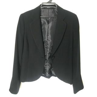 COMME CA ISM - コムサ ブラックスーツ