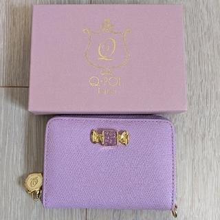 キューポット(Q-pot.)のageha0501様 Q-pot ミニ財布(財布)