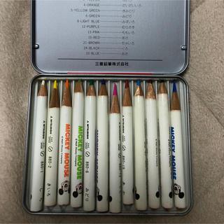 ディズニー(Disney)のミニ色鉛筆(色鉛筆)