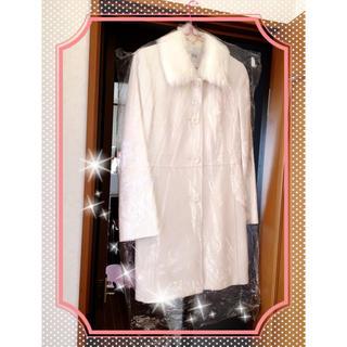 トウキョウエクストラグレイド(TOKYO EXTRA GRADE)のファーの可愛いコート♡♡(毛皮/ファーコート)