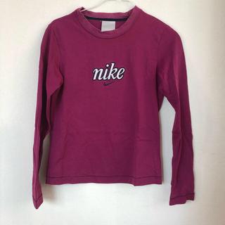 ナイキ(NIKE)の長袖Tシャツ ◦ ナイキ(Tシャツ(長袖/七分))