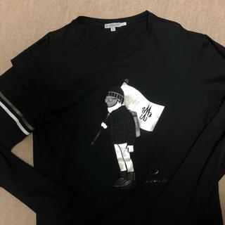 モンクレール(MONCLER)のモンクレ 風 長袖Tシャツ(Tシャツ/カットソー(七分/長袖))