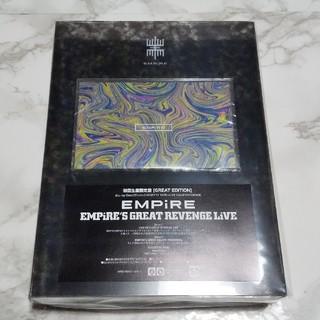 エンパイア(EMPIRE)のEMPiRE'S GREAT REVENGE LiVE (ミュージック)