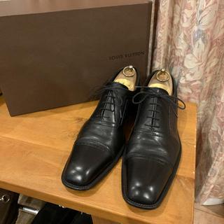 ルイヴィトン(LOUIS VUITTON)の美品 Louis Vuitton ルイヴィトン ドレスシューズ  ビジネス 革靴(ドレス/ビジネス)